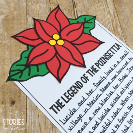 The Legend of the Poinsettia