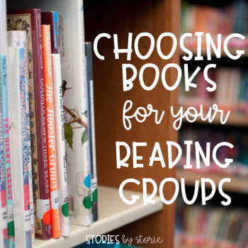 Choosing the right book for your reading group can be overwhelming – especially when it can be a determining factor in the engagement and success of your group. Here are 10 things I take into consideration when choosing books for reading groups.