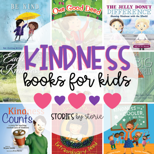 Books reach students in unique ways, so don't underestimate the power of your read aloud choices. Not only will books about kindness deliver an important message, but they are a great way to start meaningful discussions in the classroom. Here are some of my favorite books about kindness.