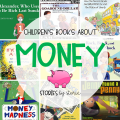 Kids are fascinated by money - especially in a world where pocket change is slowly disappearing in favor of adults using debit cards and credit cards. Whether you are teaching children to identify coins, count change, or about personal financial literacy, picture books can help! Here are some great children's books about money.