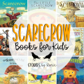 Here are several scarecrow books to read and enjoy. Your students can also draw their own scarecrows using this drawing guide.