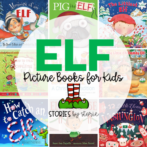 Books About Elves