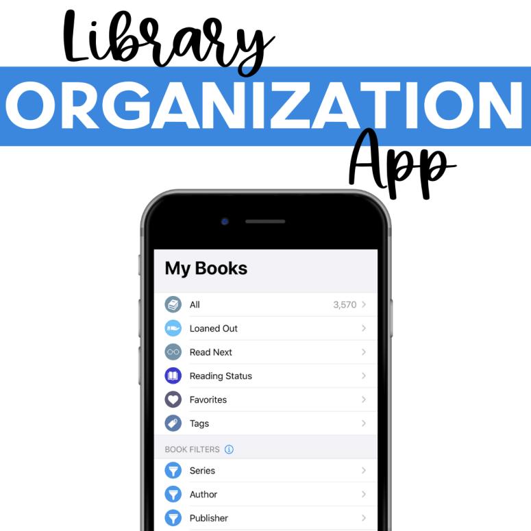 Library Organization App
