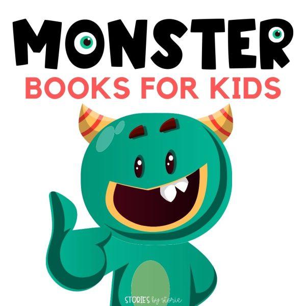 Monsters don't have to be scary! Here are some of our favorite monster books for kids. Many of these monsters are silly, lovable, and sweet!