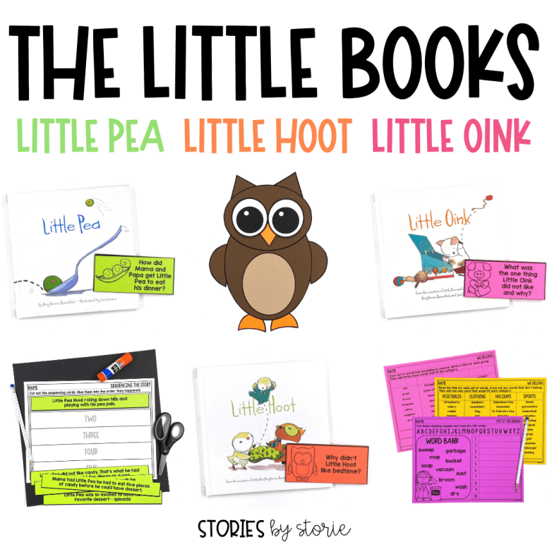 The Little Books by Amy Krouse Rosenthal