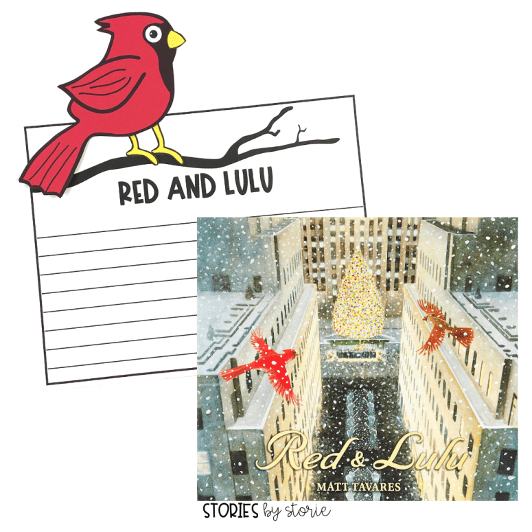 Red and Lulu Activities