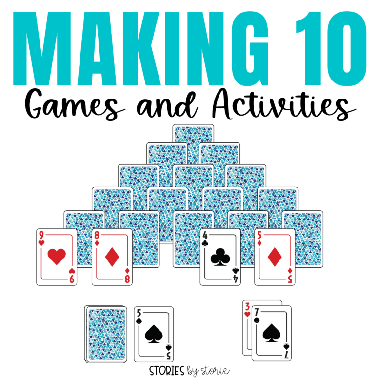 Making Ten Games and Activities