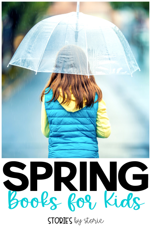 Spring will be here soon. Does this season bring you thoughts of planting a garden or jumping in puddles? Maybe you'll be looking for rainbows or hunting for bugs. No matter what comes to mind, these spring books for kids will bring all the joys of this season to life.