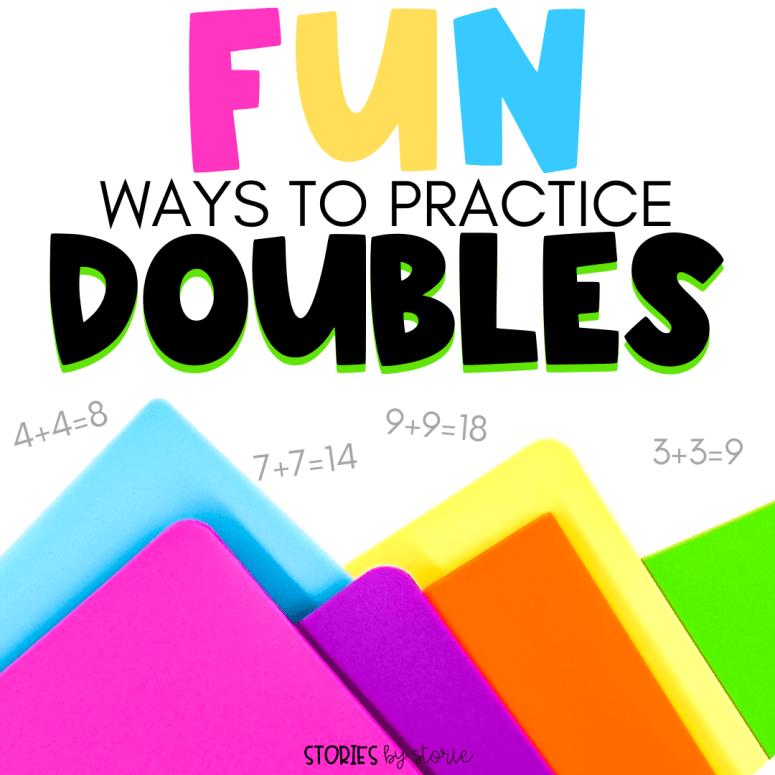 Fun Ways to Practice Doubles