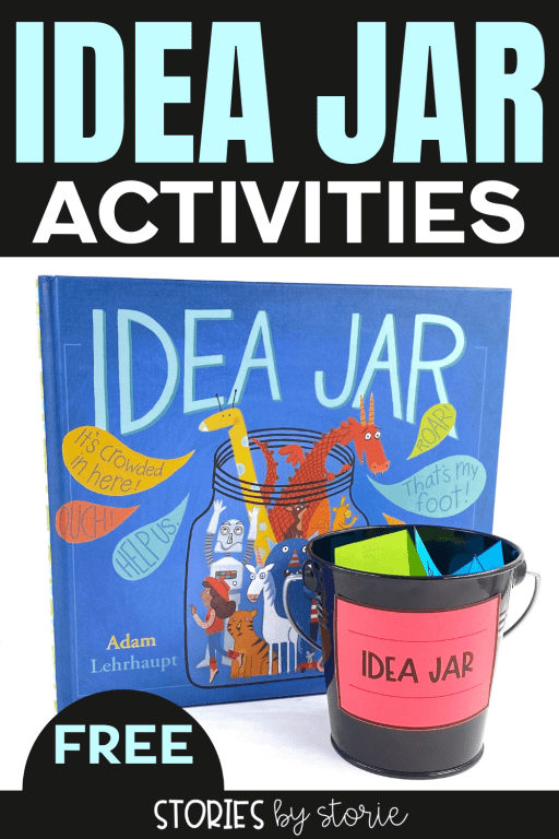 """""""I don't know what to write!"""" Have you ever heard this before? I'm guessing you have. So, how can we help young writers when they are stuck for inspiration? It's time to try these Idea Jar activities!"""