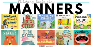Whether you work with small children or have kids of your own, you want them to use good manners. While leading by example is one of the best ways to teach children how to behave in various situations, books can also be a great tool. Here are some children's books about manners that might help.