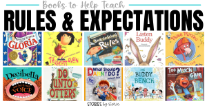 The first few weeks of school are so important for teaching classroom rules and expectations because it helps set the tone for the rest of the year. You can help make this process a little more enjoyable by sharing quality books that help teach classroom rules and expectations.