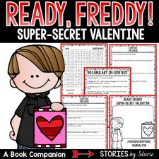 Ready, Freddy! Super-Secret Valentine