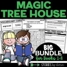 Magic Tree House Bundle