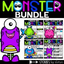 Monster Book Companion Bundle