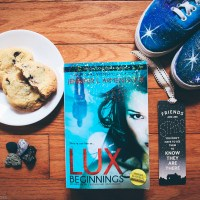 Food and Fiction: Daemon Black Cookies