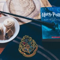 Food and Fiction: Ravenclaw Cupcakes