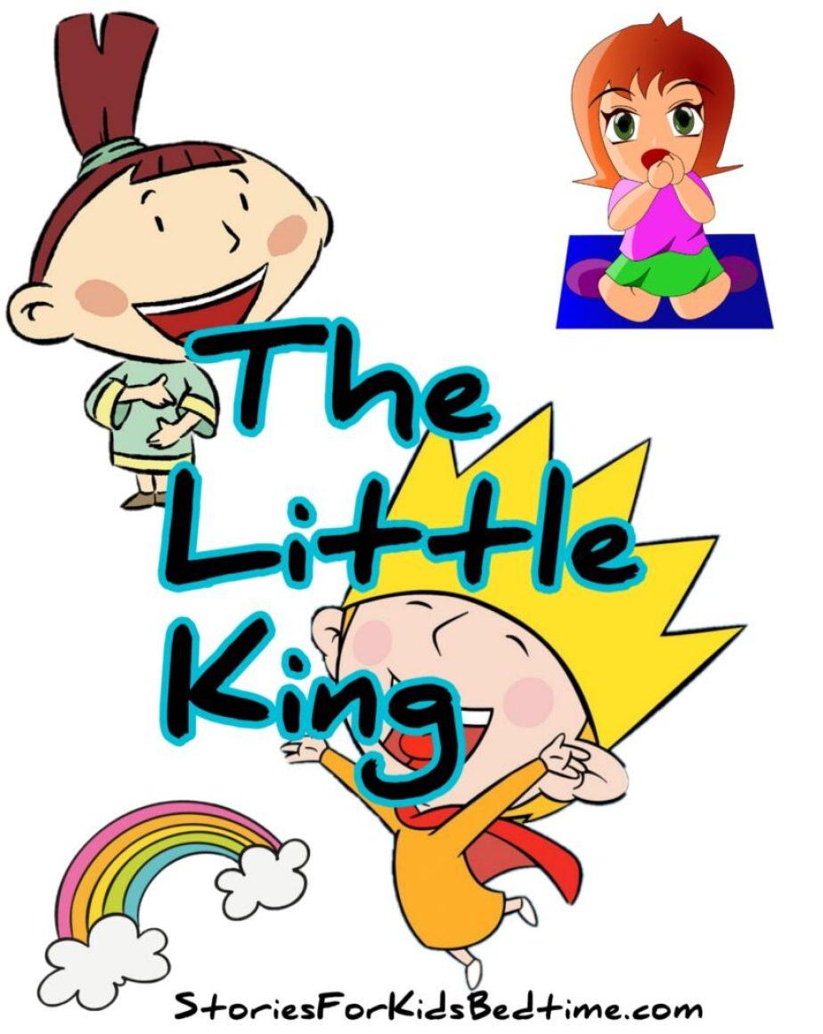 The Little King-Stories For Kids' Bedtime