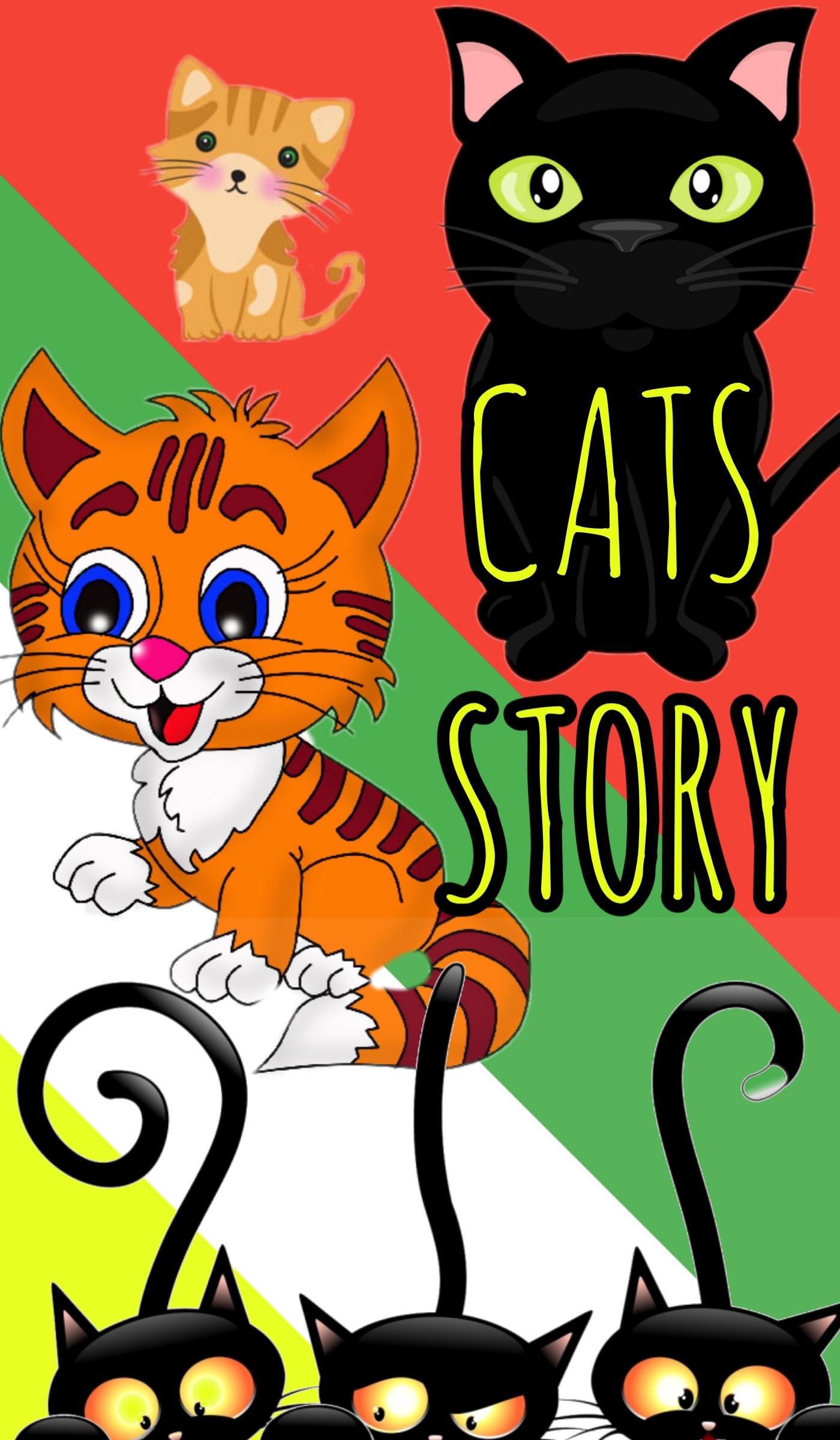 Cat Bedtime Story For Kids