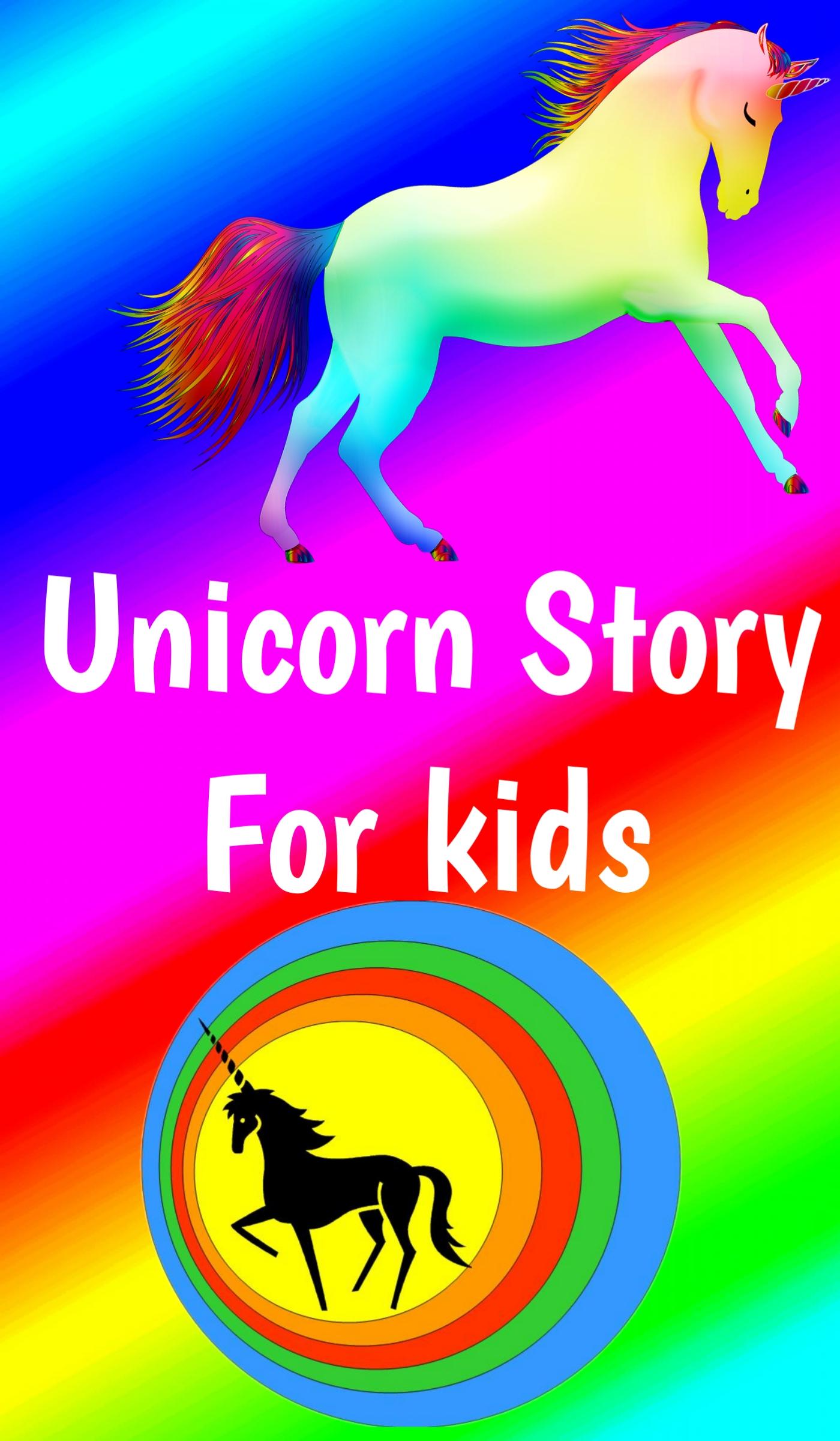 Unicorn Bedtime Stories For Kids