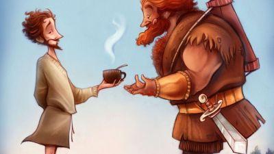 Jacob and Esau Bible Story for Kids