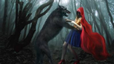 Little Red Riding Hood Story for Kids With Moral
