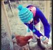 Chicken Selfie Sunday!