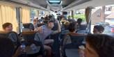 worcester kids on bus