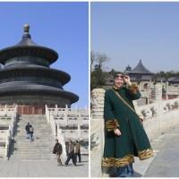 Tian Tan - the Temple of Heaven in Beijing