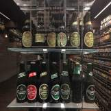 Largest collection of unopened beer bottles