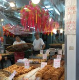 Old bakery selling Mid-Autumn Festival treats