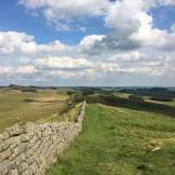 National Trust's Hadrian's Wall (dry stone wall in pic above)