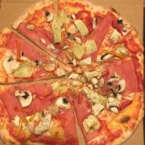 Pizza take out - I would make an awful delivery person on my bike