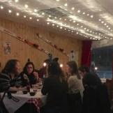 Pop-up restaurant Stretford Ski Club