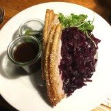 Danish roast pork from Restaurant Puk
