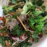 Stir fry beef from Bonjour Vietnam