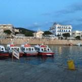 Spetses in the early hours