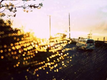 Between sun and rain: Colombian magic
