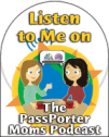 Listen to me on Passporter