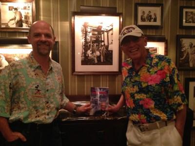 Joe Cosgrove and Randy Crane