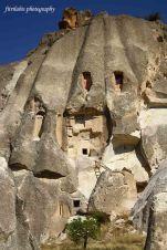 Pigeon valley of Cappadocia