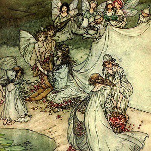 Janet and Thomalyn (Tamlane) ~ Fairy Tale Stories for Kids