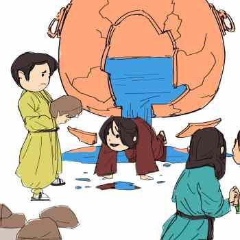 Sima Guang Breaks the Vat