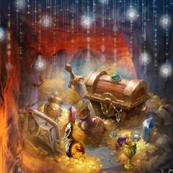 Aladdin Story Cave of Wonders