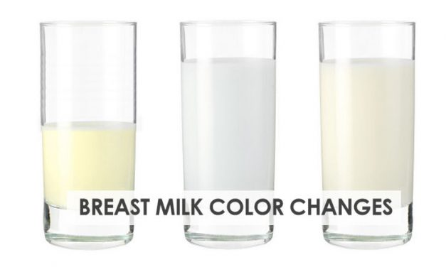Expressing 101 – What Color is Breast Milk?