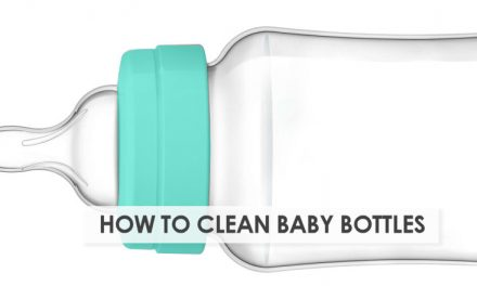 How to Clean Baby Bottles – The 5 Essential Steps