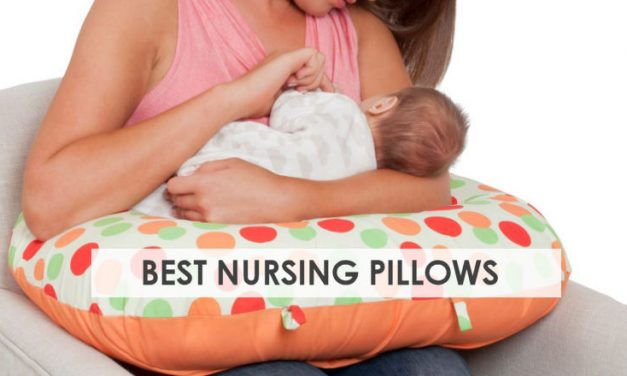 Best Nursing Pillow Reviews for Breastfeeding