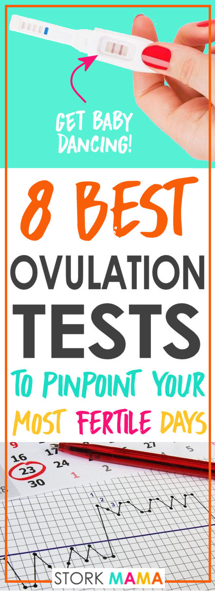 Best Ovulation Tests for TTC | Get pregnant quickly when you use ovulation tests sticks. These bad boys help you pinpoint your most fertile days . Stork Mama