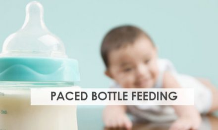 Pace Feeding – How to Bottle Feed a Breastfed Baby