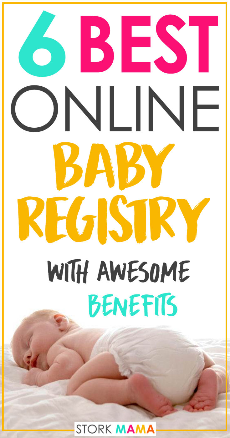 Best Online Baby Registry